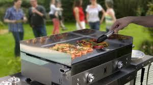 recette cuisine barbecue gaz plancha gaz inox krouz matériel cuisine villefranche sur saône