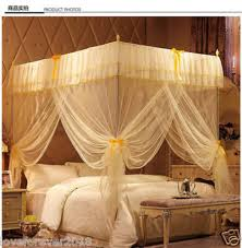 bedroom canopy netting bed curtain mosquito net frames queen size bedroom canopy netting bed curtain mosquito net frames queen size king size pink ebay