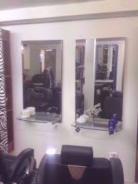 new boxed barber chairs barber mirrors salon mirrors in queens