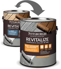 resurface your deck instead of replacing it with revitalize