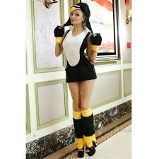 Penguin Costume Halloween Deluxe Penguin Costumes Women Halloween Animal Fantasy