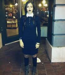 Halloween Costume Wednesday Addams 91 Cosplay Images Halloween Ideas Costumes