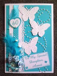 dale u0027s crafts 60th birthday card