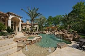 Landscaping Backyard Oasis  Pool Design Ideas In Mediterranean - Backyard oasis designs