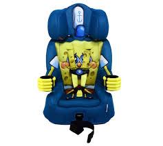 spongebob squarepants combination booster car seat by kidsembrace