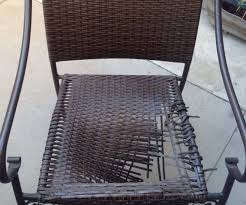 How To Repair Patio Chairs How To Fix Wicker Patio Furniture Dtavares
