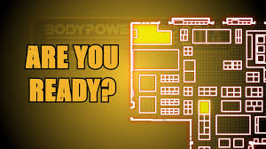 Nec Birmingham Floor Plan Are You Ready For Bodypower Expo 2014 Youtube