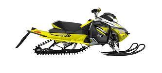 2017 ski doo mxzx 600rs unveiled with refinements ski d