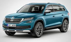 Price And Spec Confirmed For by Skoda Kodiaq India Launch Confirmed For October 4 Price In India