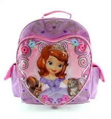 amazon small backpack disney sofia