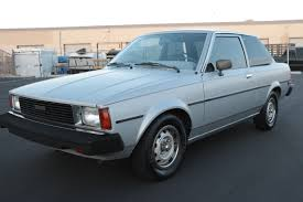 modified toyota corolla sin city silver sedan 1981 toyota corolla sedan