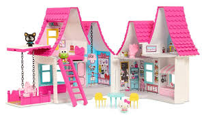 Dream Furniture Hello Kitty by Hello Kitty Doll House Playset Toys