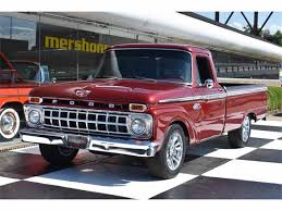 1965 ford f100 for sale classiccars com cc 981863