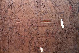 d u0027source design gallery on thanjavur painting the art of