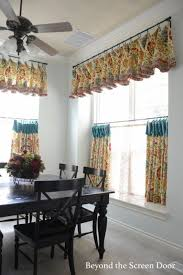 incredible kitchen curtains and valances york lined point curtain