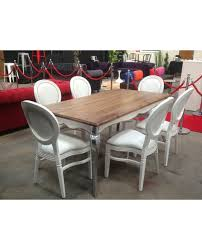 City Furniture Dining Room French Style Dining Table City Furniture Hire