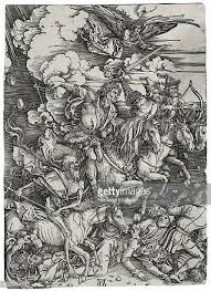 four horsemen of the apocalypse stock photos and pictures getty