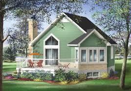 Lake House Plans Walkout Basement Plan 80556pm Quaint Cottage Escape Tiny Houses House And