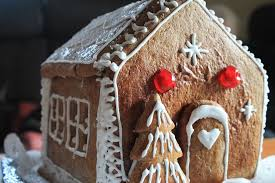 free photo gingerbread house gingerbread free image on pixabay