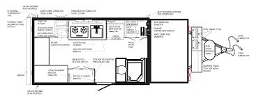 rv camper floor plans coleman tent trailer wiring wiring diagram schemes