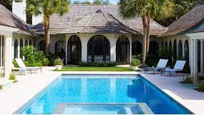 Home Courtyard 27 Cool Pools For A Beach House Coastal Living