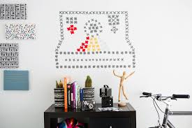 Washi Tape Wall Designs by How To Style Up Your Home U2013 50 Washi Tape Ideas