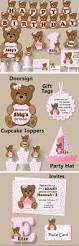 cute teddy bear picnic birthday photos inspiration children u0027s