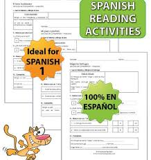 spanish reading u2013 pets u2013 lectura u2013 las mascotas woodward spanish