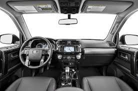 toyota 4runner interior 2017 2018 toyota 4runner trd pro interior changes automotive car news