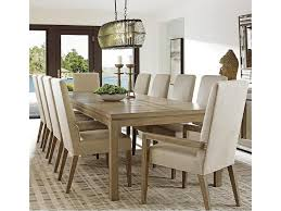 lexington dining room set lexington shadow play eleven piece dining set with concorde table