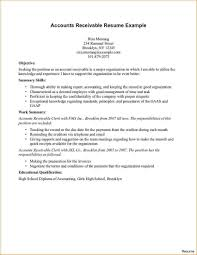 resume summary statement exles 2015 mustang account receivable resume accounts clerk payable picture sle