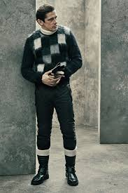 mens biker boots fashion belstaff fall 2015 menswear collection vogue