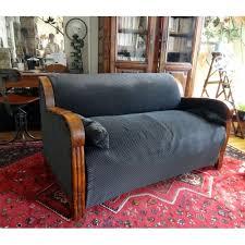 canap ancien velours canapé style ancien ancien canap style napoleon iii epoque 1940 en