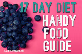 17 day diet food list for cycle 1 cycle 2 u0026 cycle 3