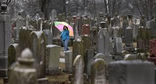 cemetery headstones dozens of headstones toppled at cemetery in missouri