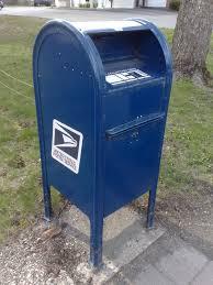 cassetta della posta americana giornate americane le cassette postali