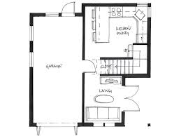 Vancouver Floor Plans Smallworks Custom Small Homes U0026 Laneway Houses In Vancouver