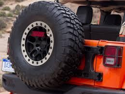 mopar jeep wrangler jeep wrangler tailgate tire swing carrier part no 82214770