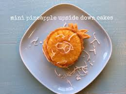 mini pineapple upside down cakes gluten free u0026 vegan julie u0027s