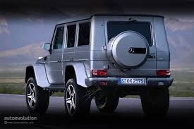 benz jeep 2015 mercedes g63 amg 4x4 version of g63 amg 6x6 rendered ahead of