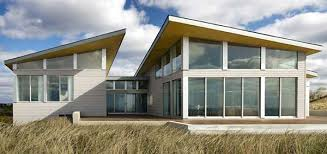 modern cape cod style homes modern house on cape cod in truro ma sustainable energy