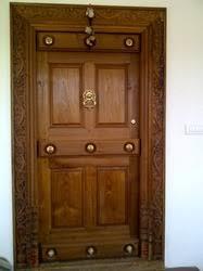 Teak Wood Doors in Chennai Tamil Nadu