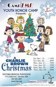 brown christmas poster a brown christmas at tacoma musical playhouse tickets