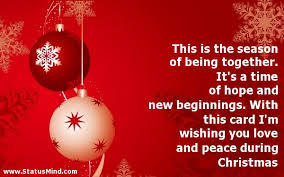 new year and christmas quotes page 2 statusmind com