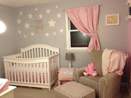 décoration chambre bébé fille et gris chambre enfant gris et deco chambre bebe fille gris