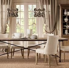 restoration hardware flatiron table flatiron rectangular dining table