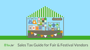 state by state guide to sales tax at craft fairs and festivals