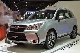 widebody subaru forester subaru debuted the all new subaru wrx at the 35th bangkok