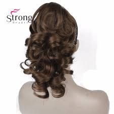 Show Pony Hair Extensions by Online Buy Wholesale Claw Clip Ponytail Hair Extensions From China