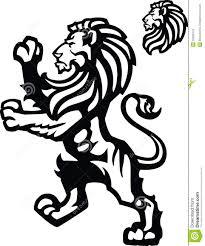 rampant lion of judah tattoo design photo 2 2017 real photo
